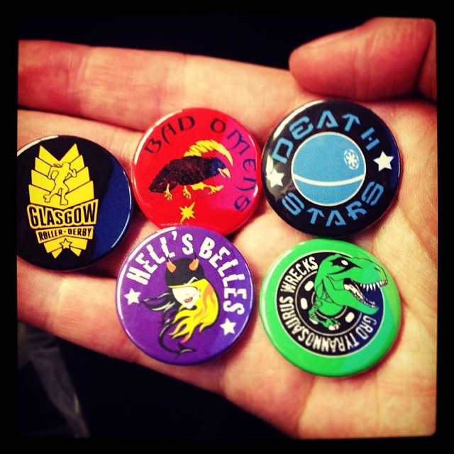 GRD's Bad Omens, Death Stars, Hell's Belles and Tyrannosaurus Wrecks - which one is your favourite?