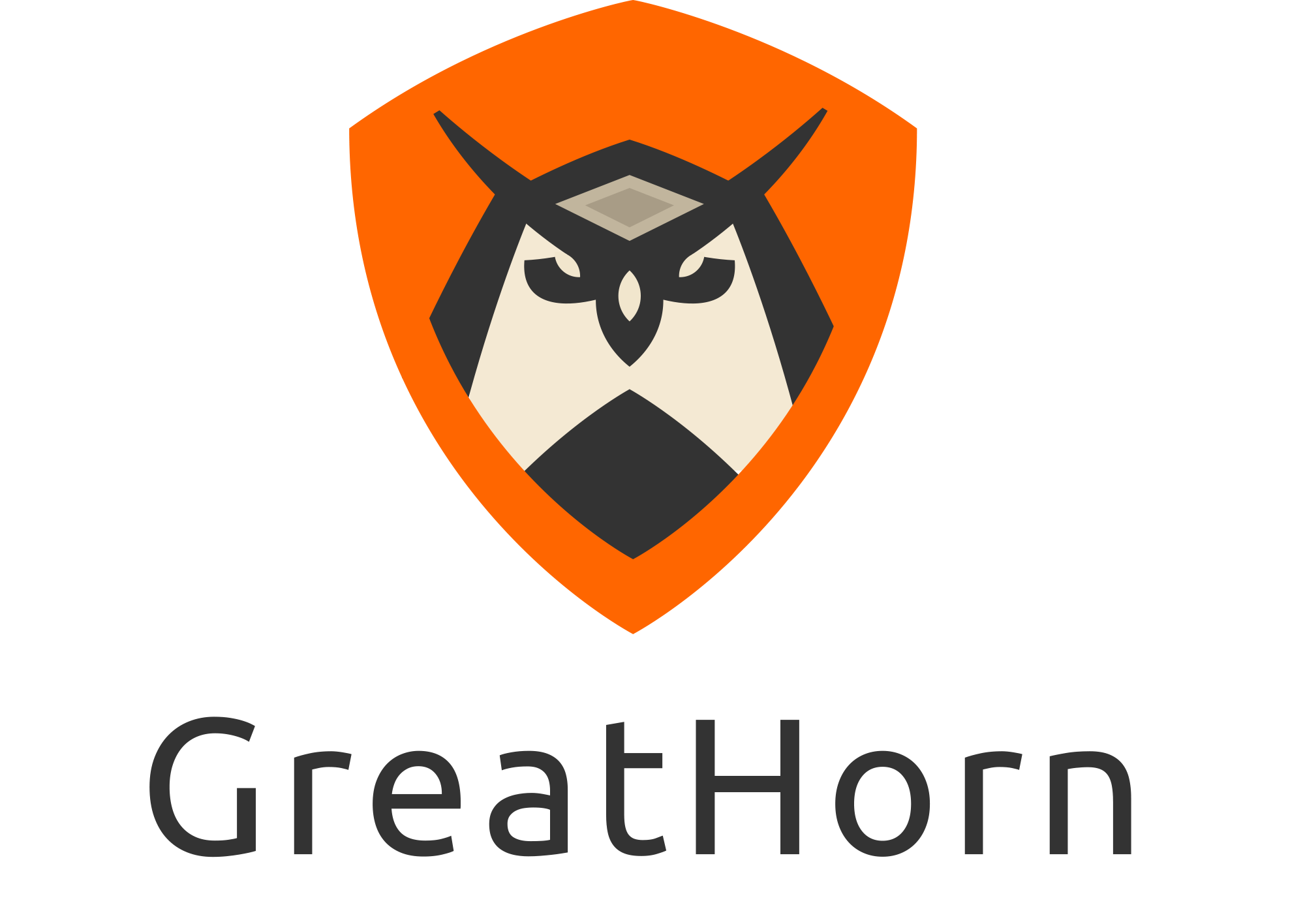 GreatHorn Logo 2017 - Grey Stacked.png