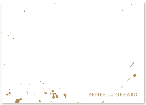 Paperless Post Personalized Stationery ,  starting at $62 for 20 sets