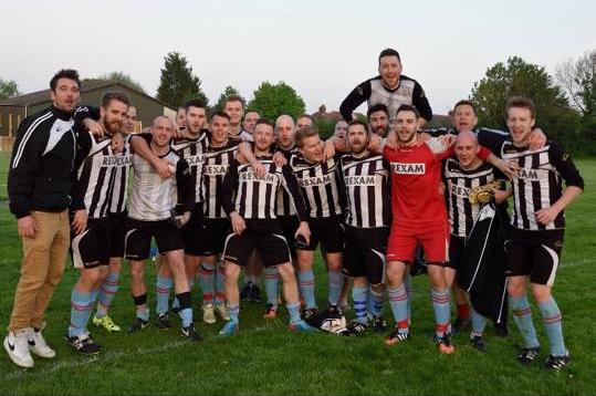Pottersbury FC