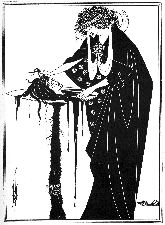 Salomé (1891), Beardsley