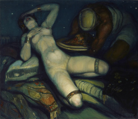 Salomé (1918), Federico Beltrán Masses.