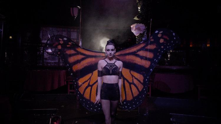 Performing Arts  Lea Hinz Aerial Hoop