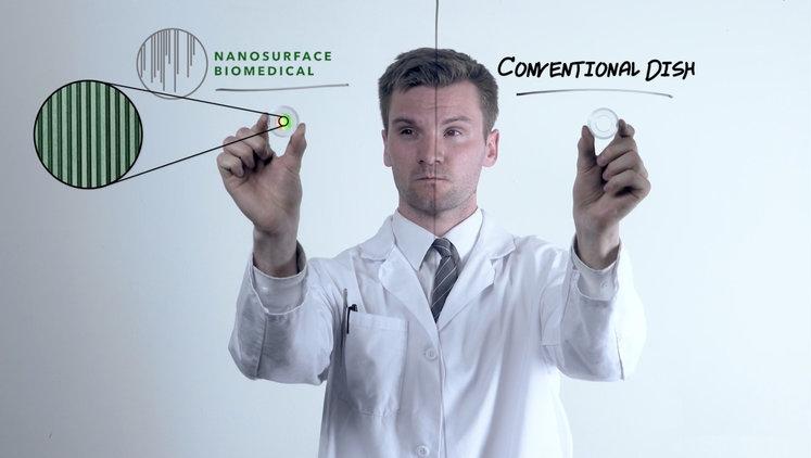 Product Launch  NanoSurface Biomedical