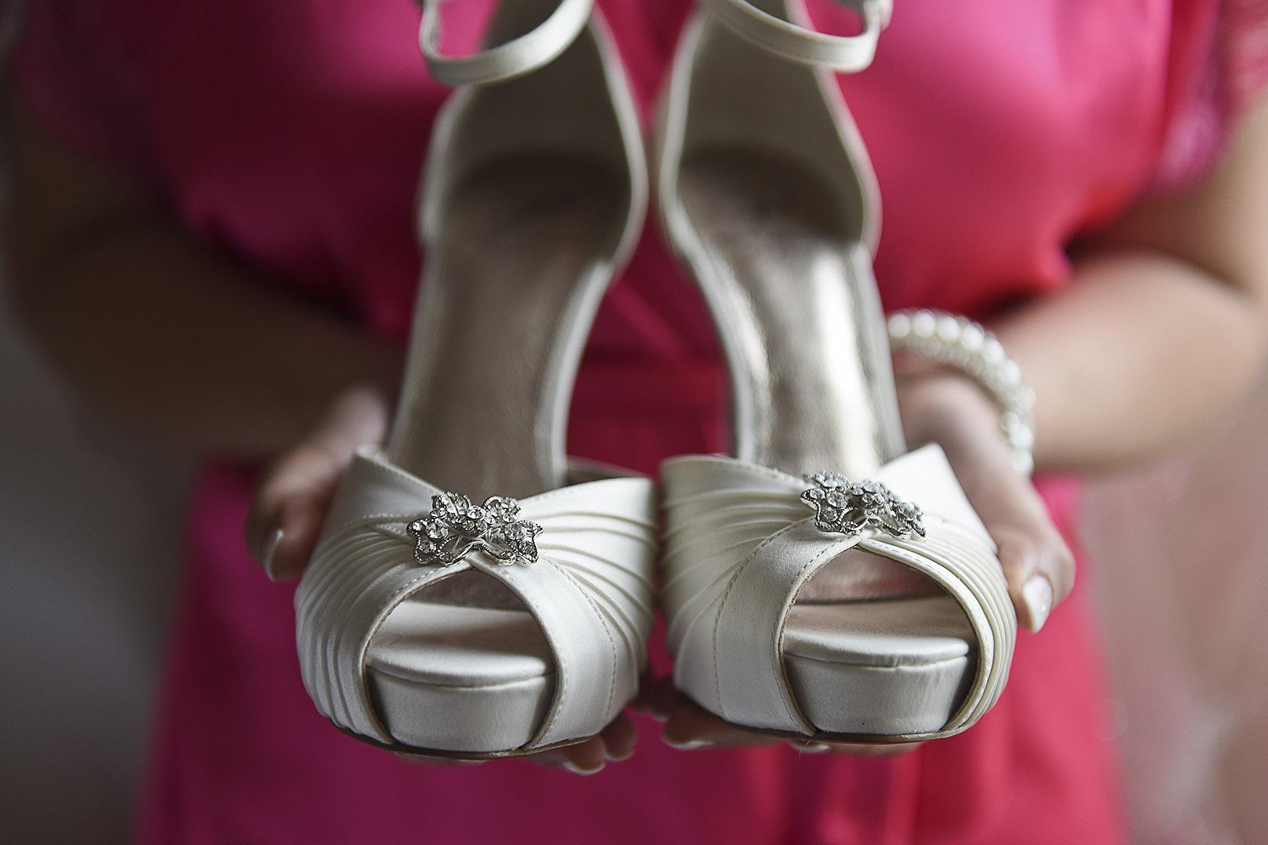 Sugar Land Wedding Brides Shoes 1