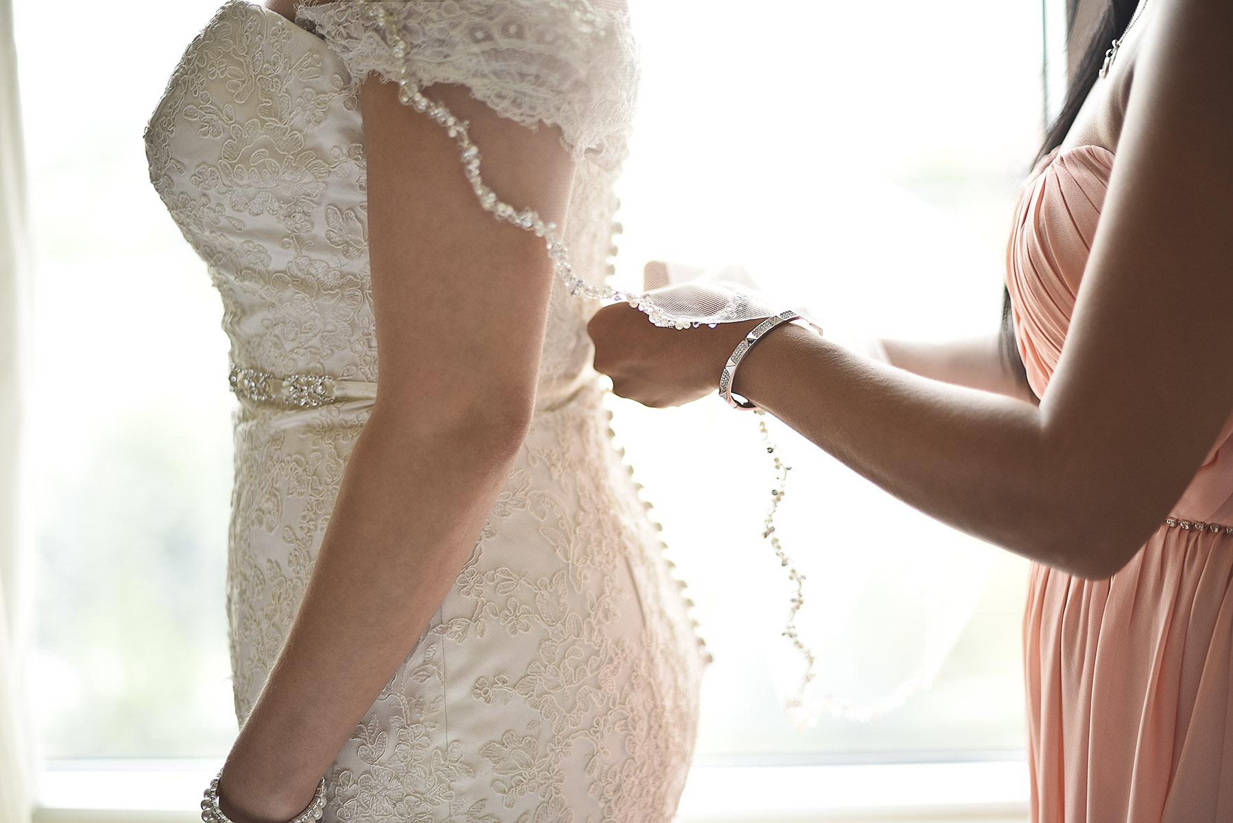 Sugar Land Wedding Bride Getting Ready 2
