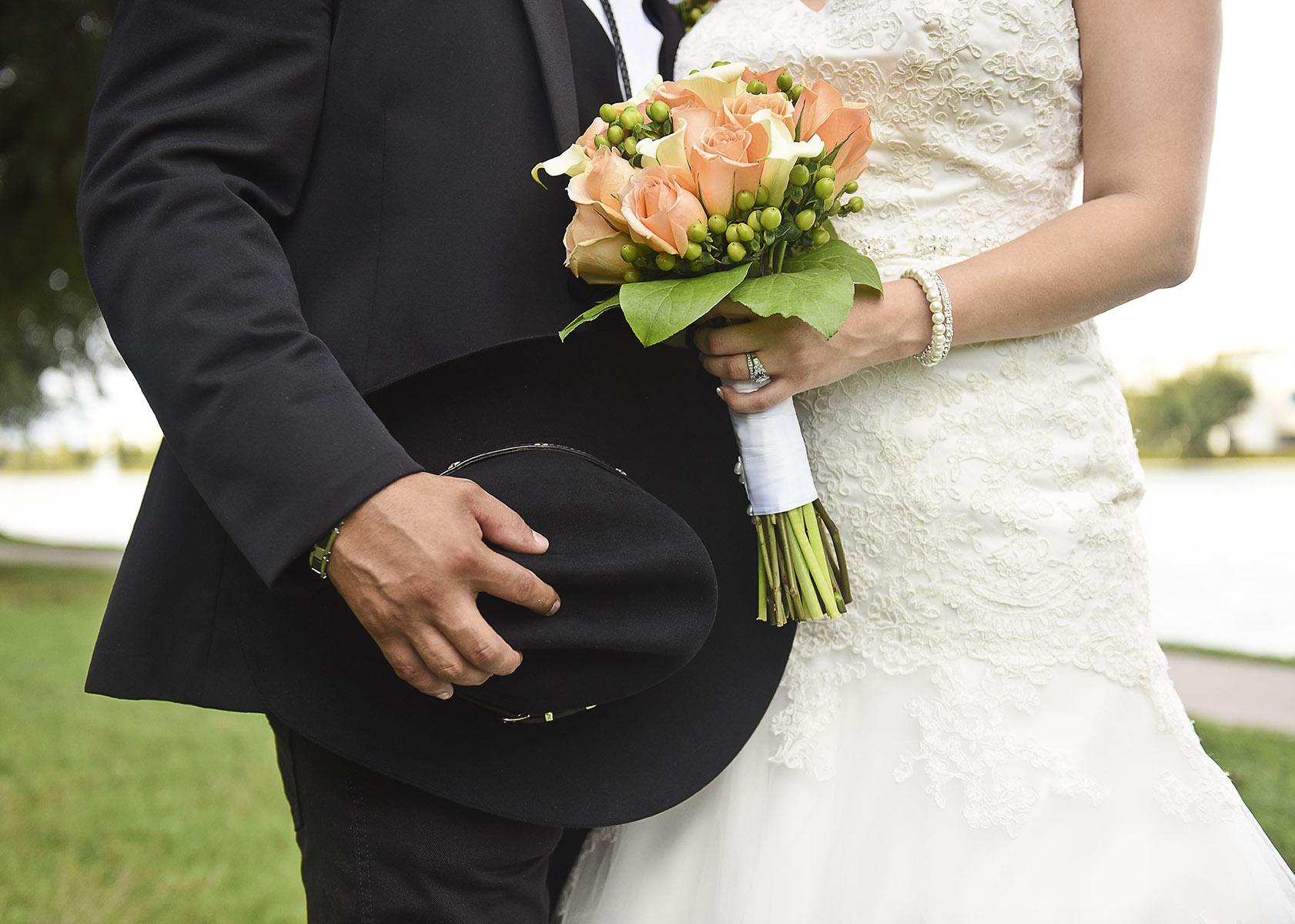 Sugar Land Wedding artisitc details