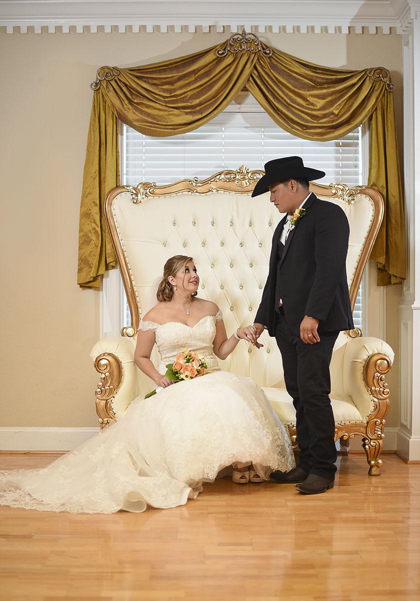 Sugar Land Wedding high fashion 1