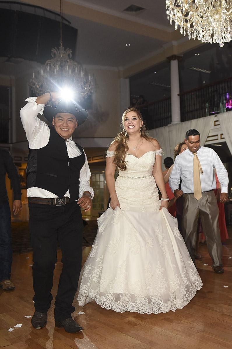 Sugar Land Wedding dancing candid 1
