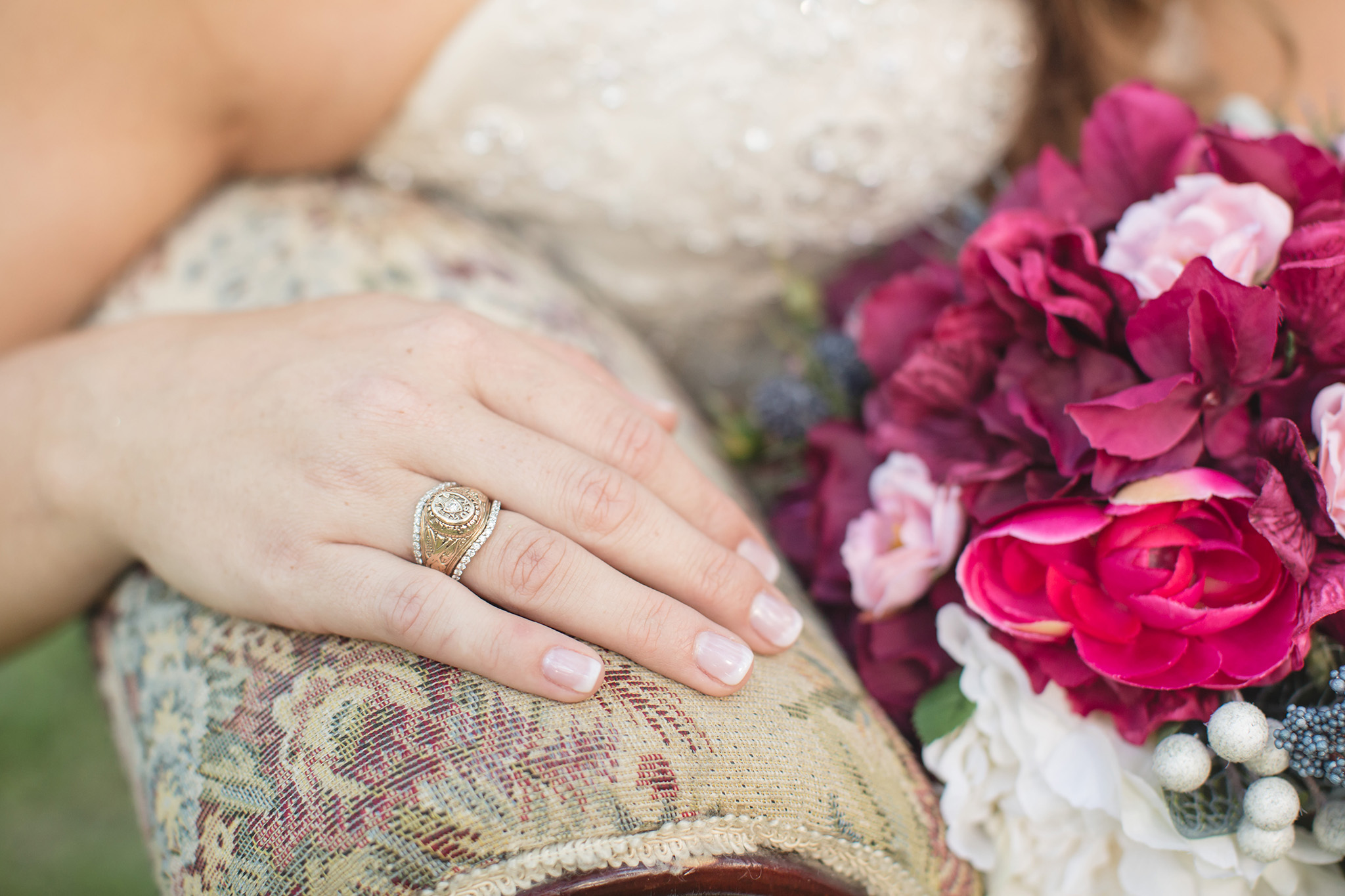 Brides-flowers-aggie-ring-wedding-photography