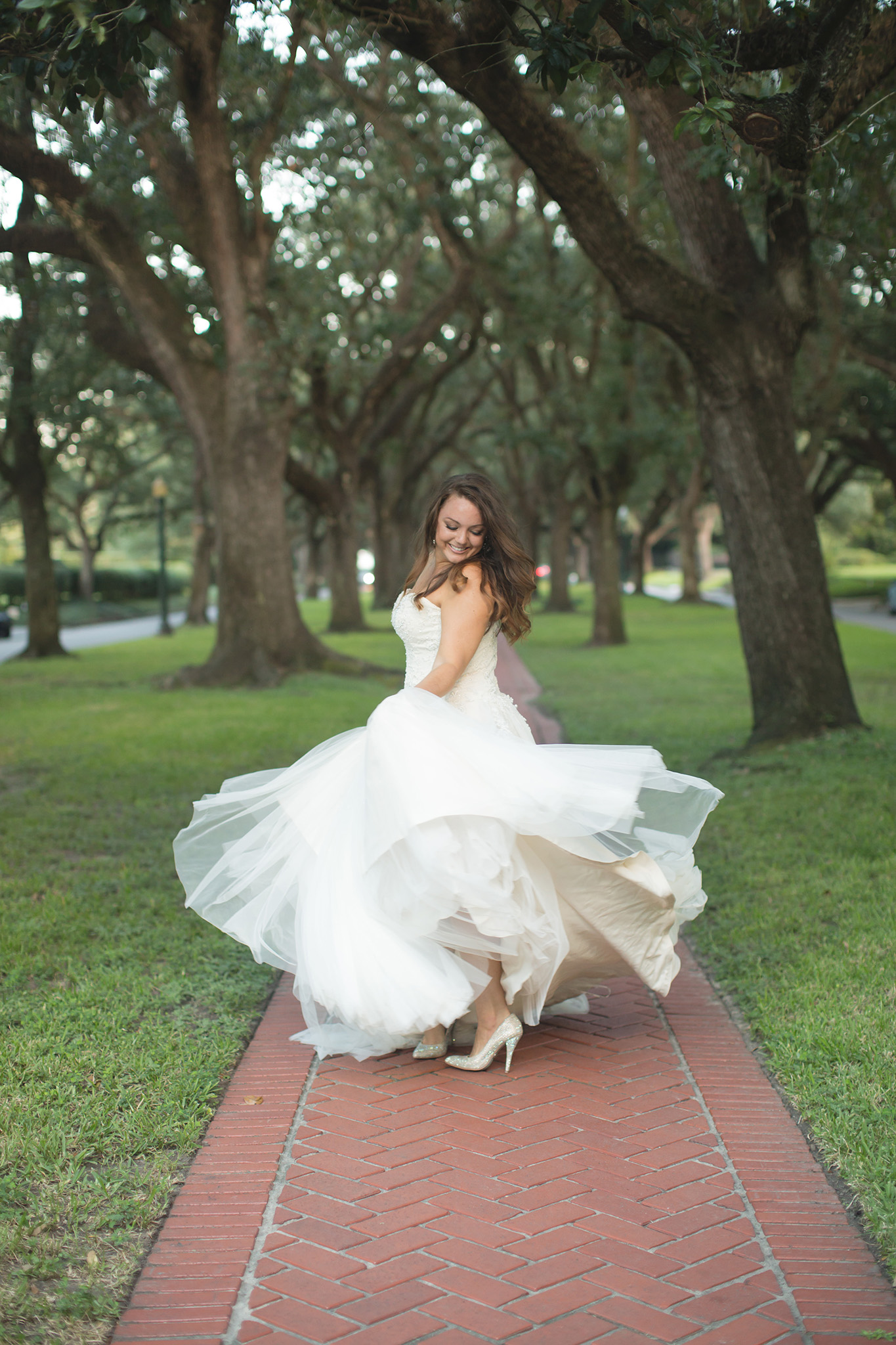 Boulevard Oaks houston texas bridal photography