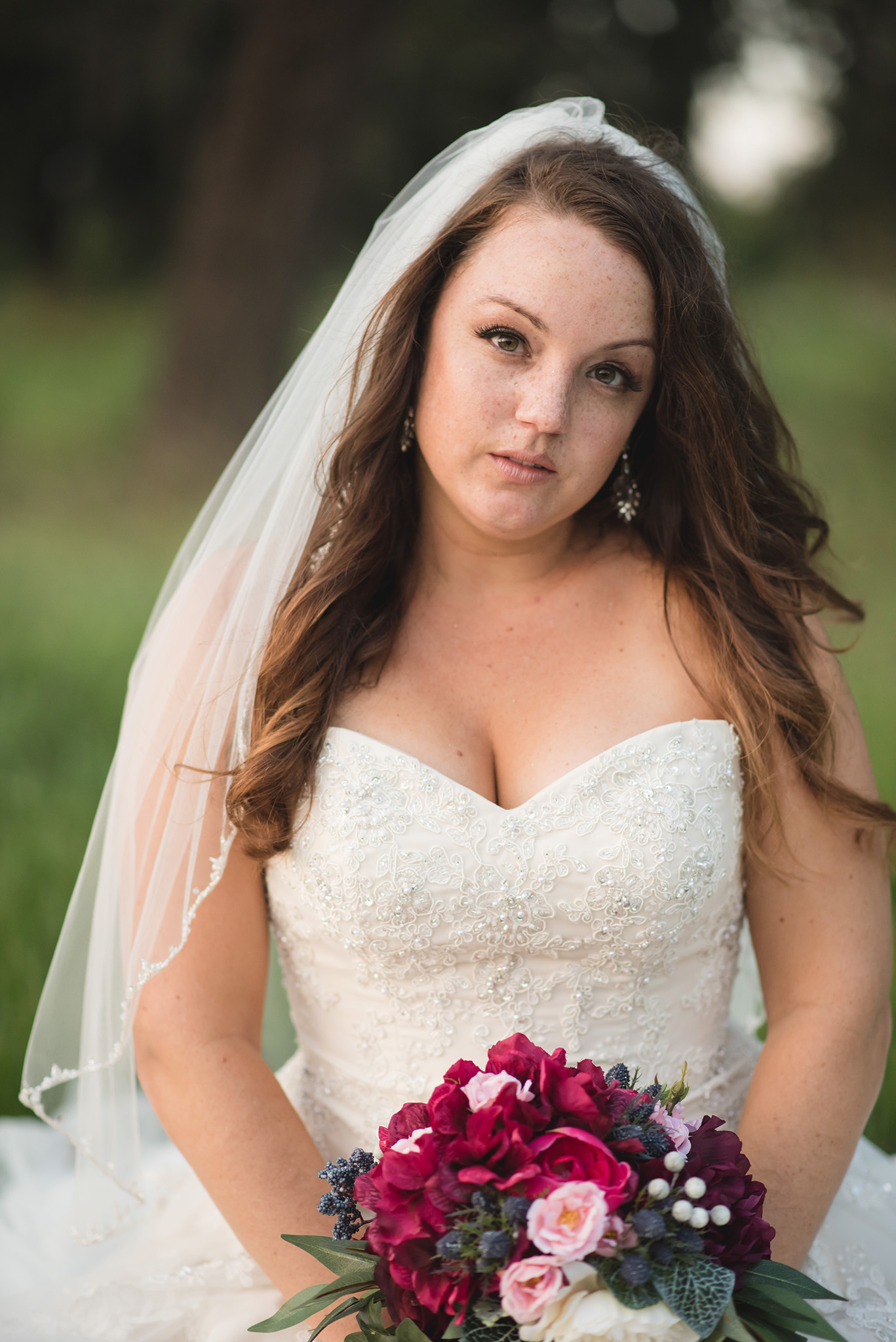 gorgeous houston texas bridal photography