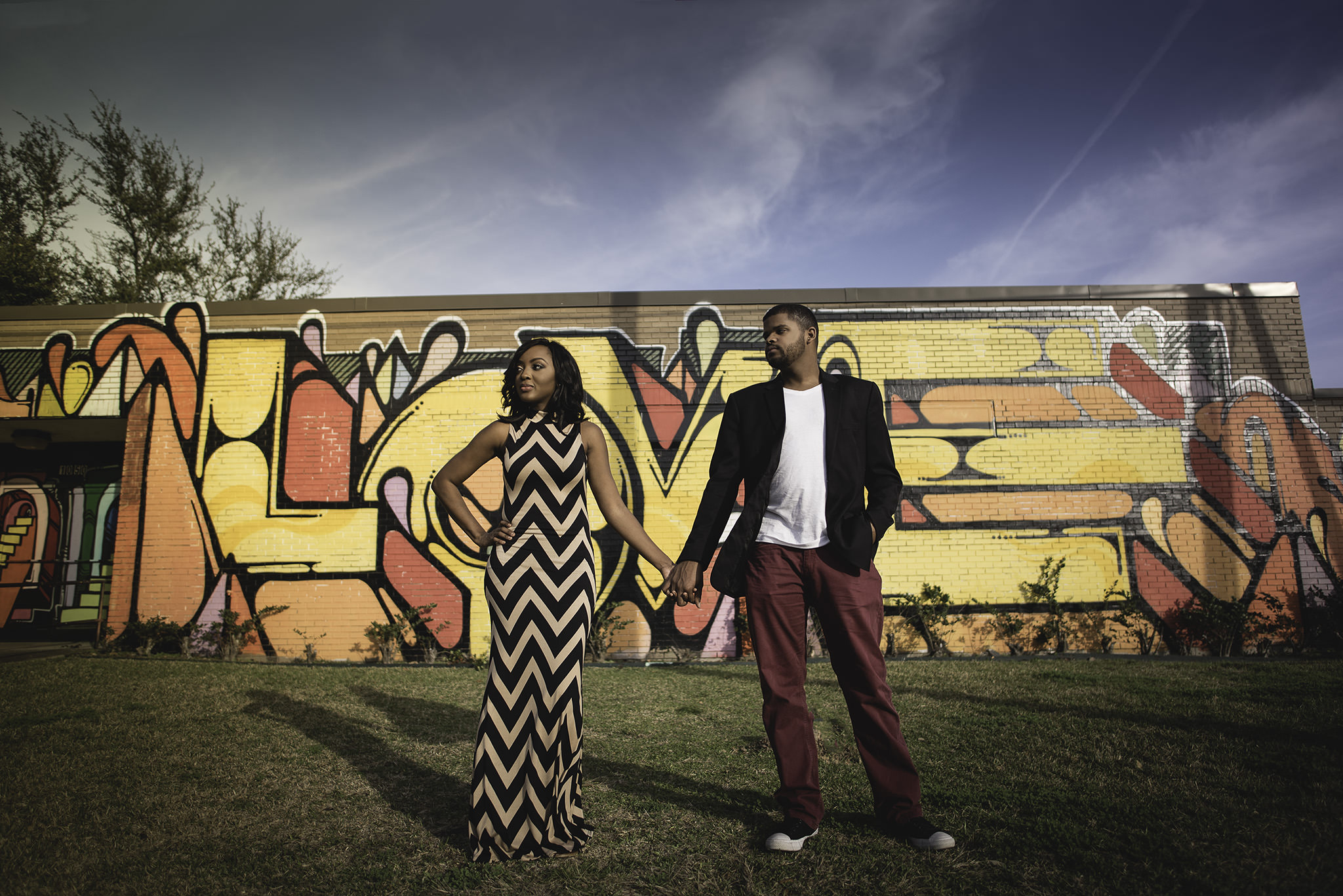 Houston-heights-urban-art-engagement-session-high-fashion-lifestyle-photographer