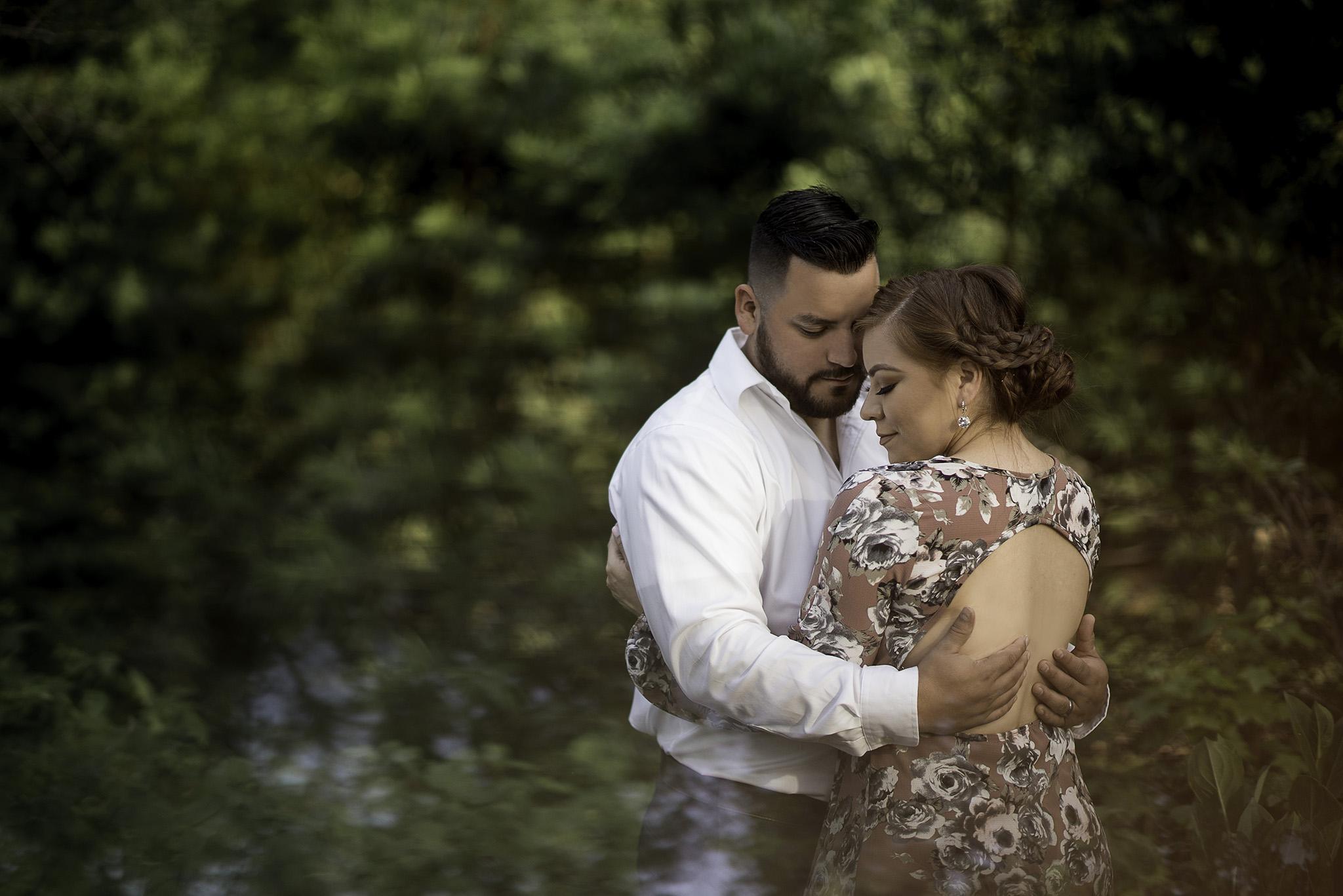 Houston-mercer-arboretum-engagement-photo-session