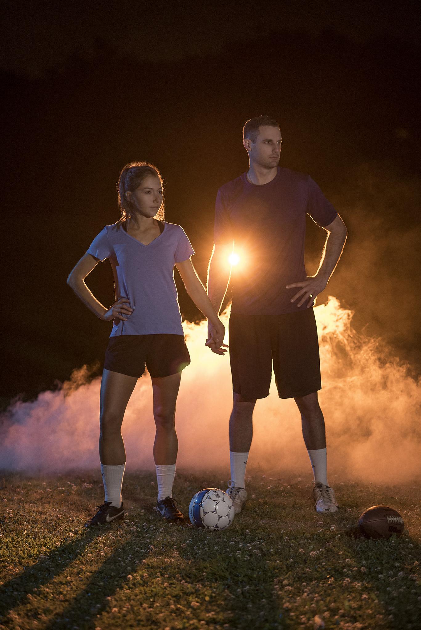 Missouri-city-lifestyle-engagement-photographer-houston-physical-therapist-sports-fitness-football-
