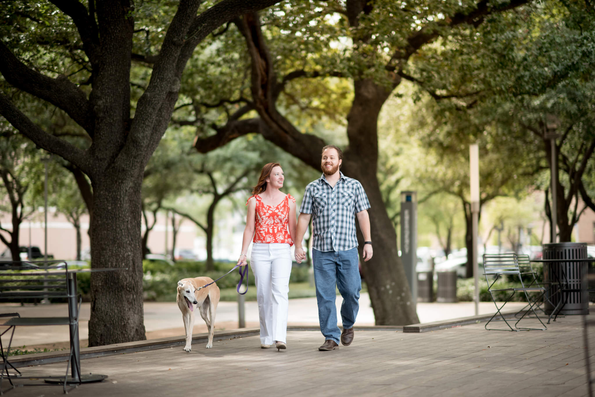 Houston-Discovery-green-engagement-session-photography