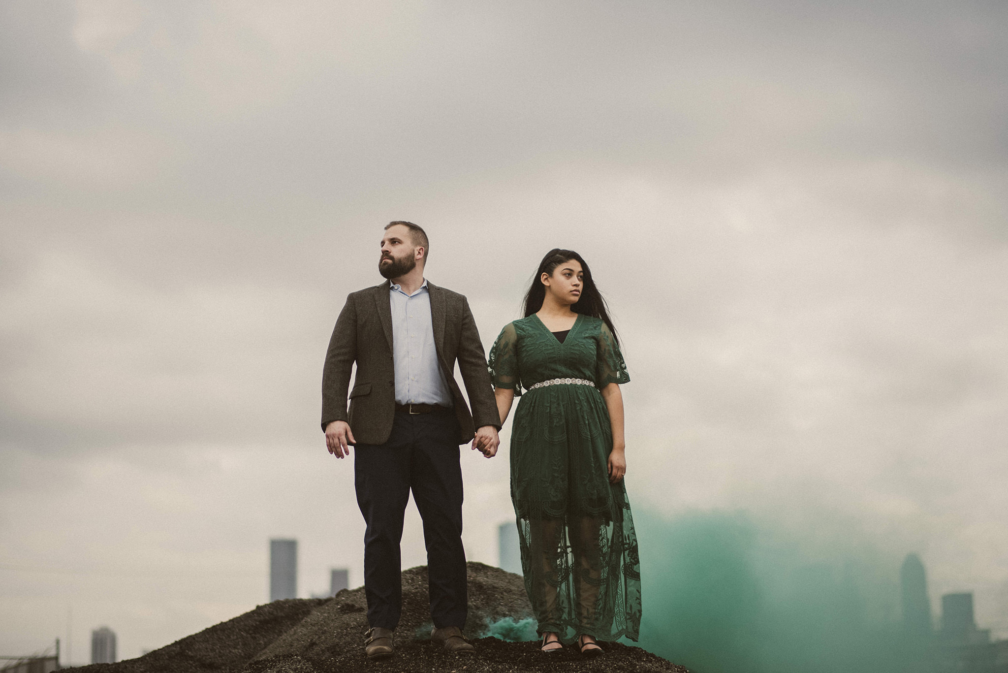 houston-heights-engagement-photographer-city-skyline