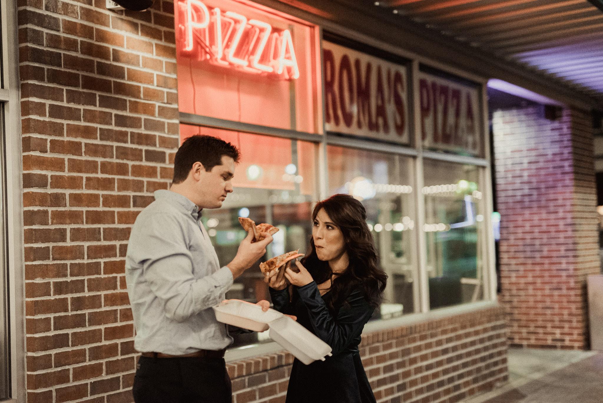 houston-engagement-pizza-main-street-photographer