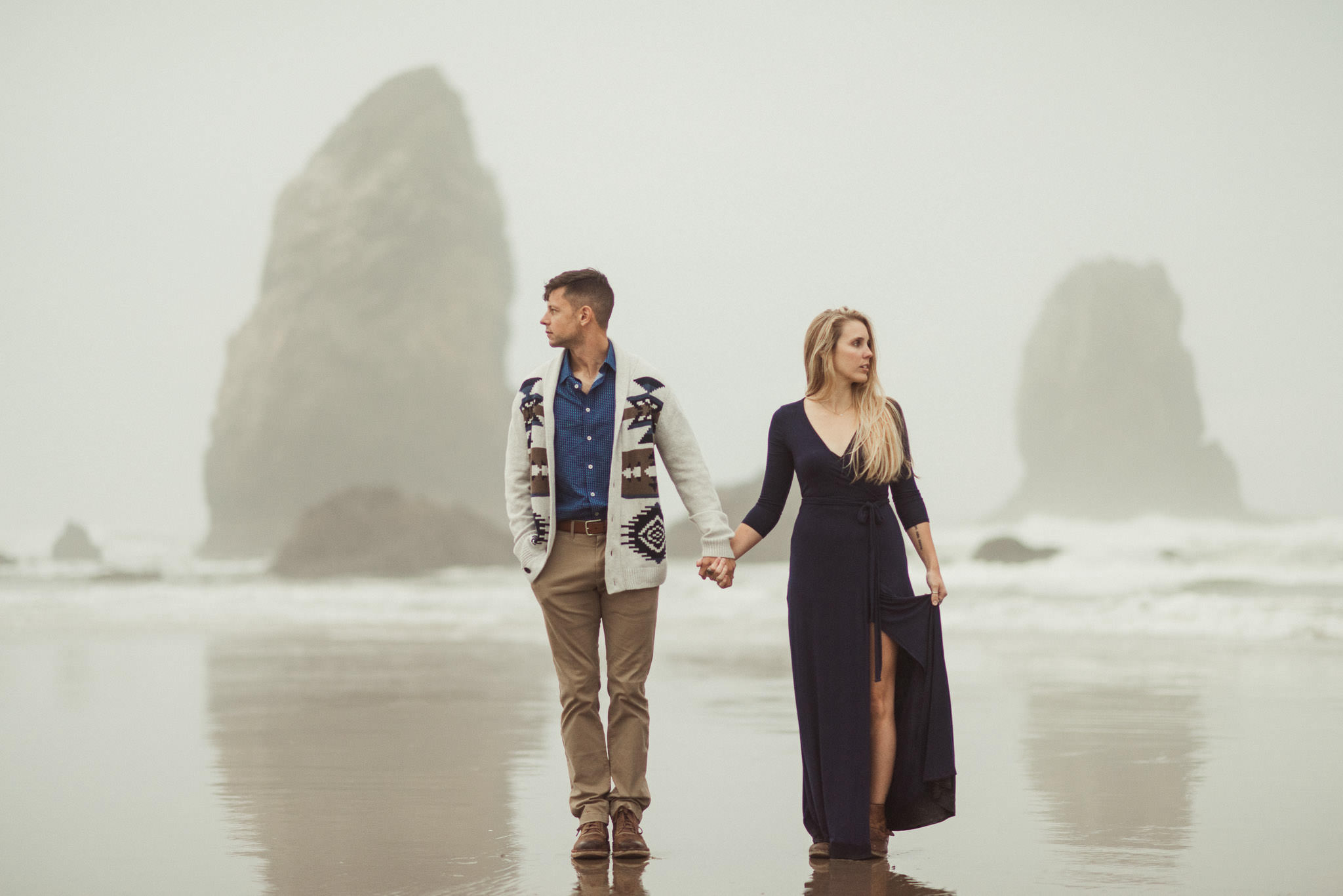 oregon-coast-cannon-beach-adventure-engagement