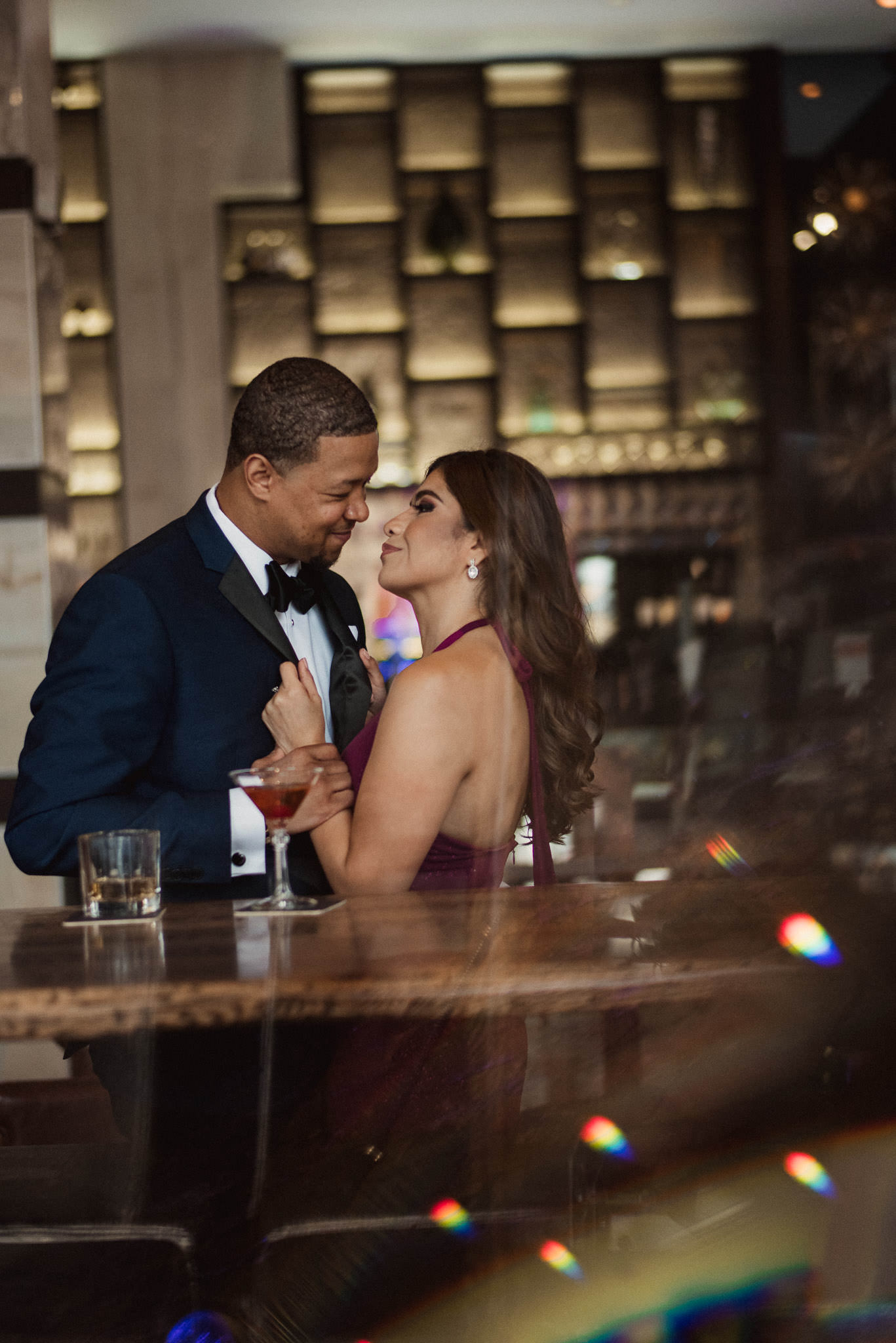 lawless-swanky-classy-iconic-bar-houston-black-tie-engagement-photographer-alcohol-cocktails-drinks-lifestyle