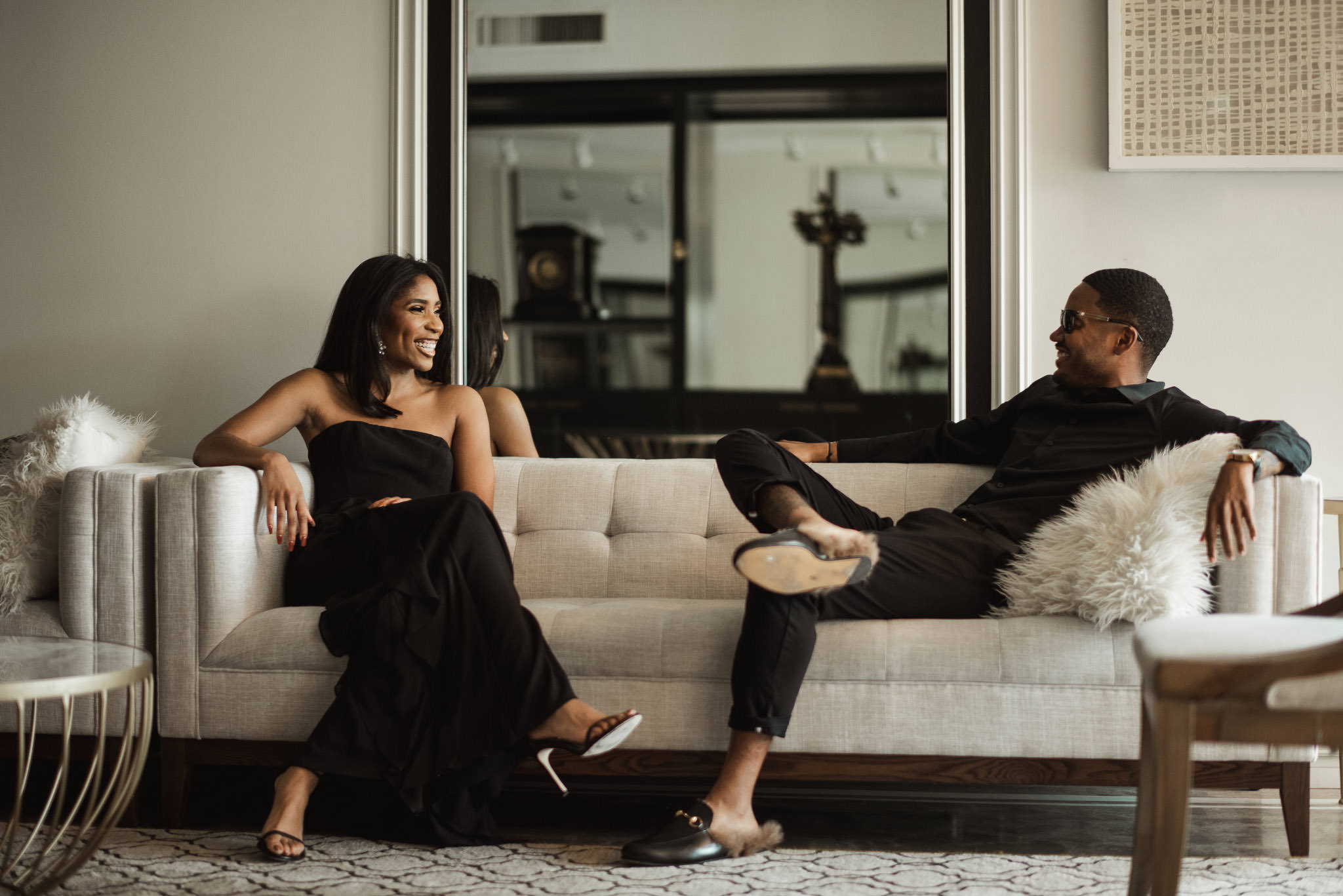 houston-black-beautiful-couple-engagement-session-life-htx-photographer-glam-style