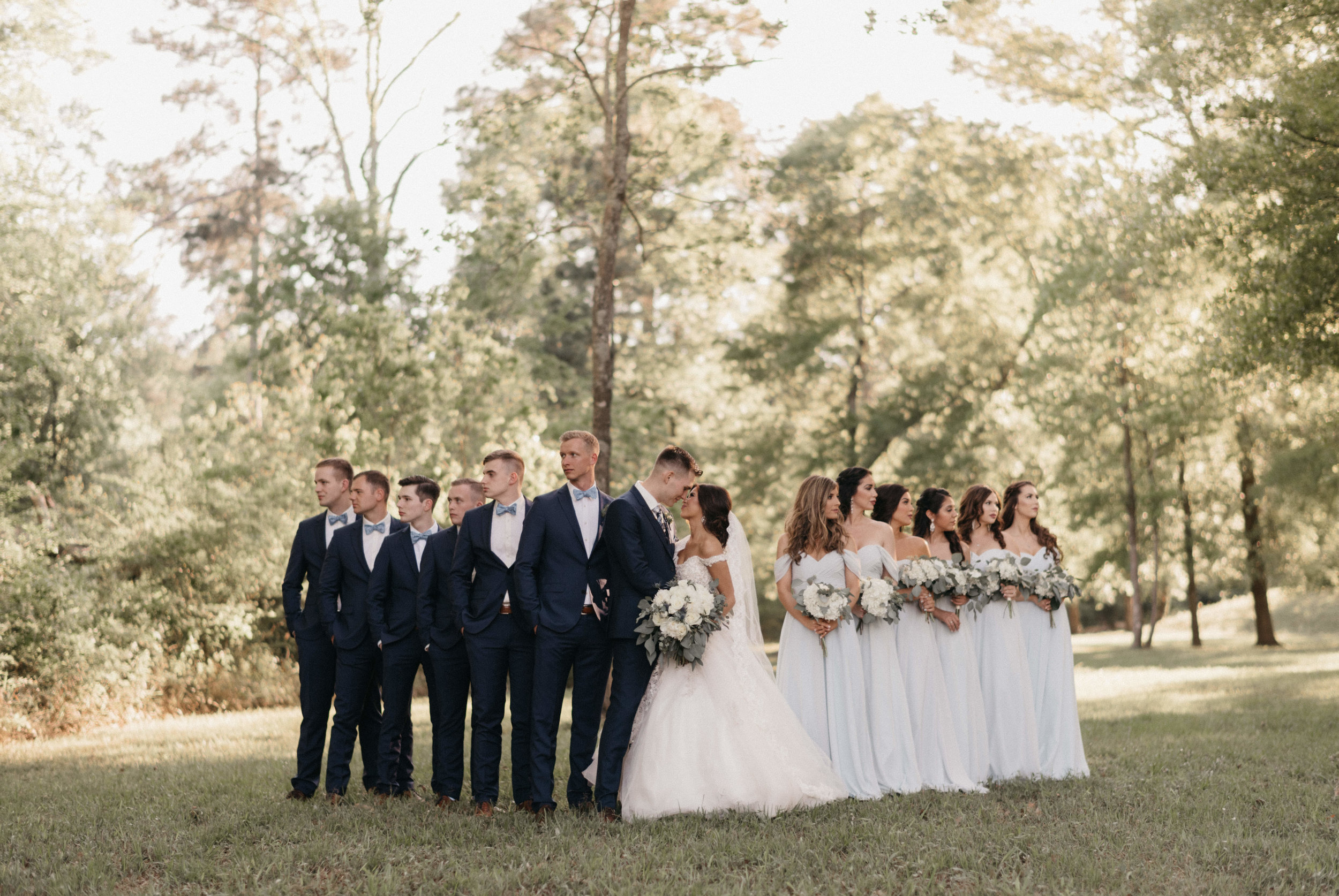 mader-estates-woodsy-bridal-party-photography-conroe-texas