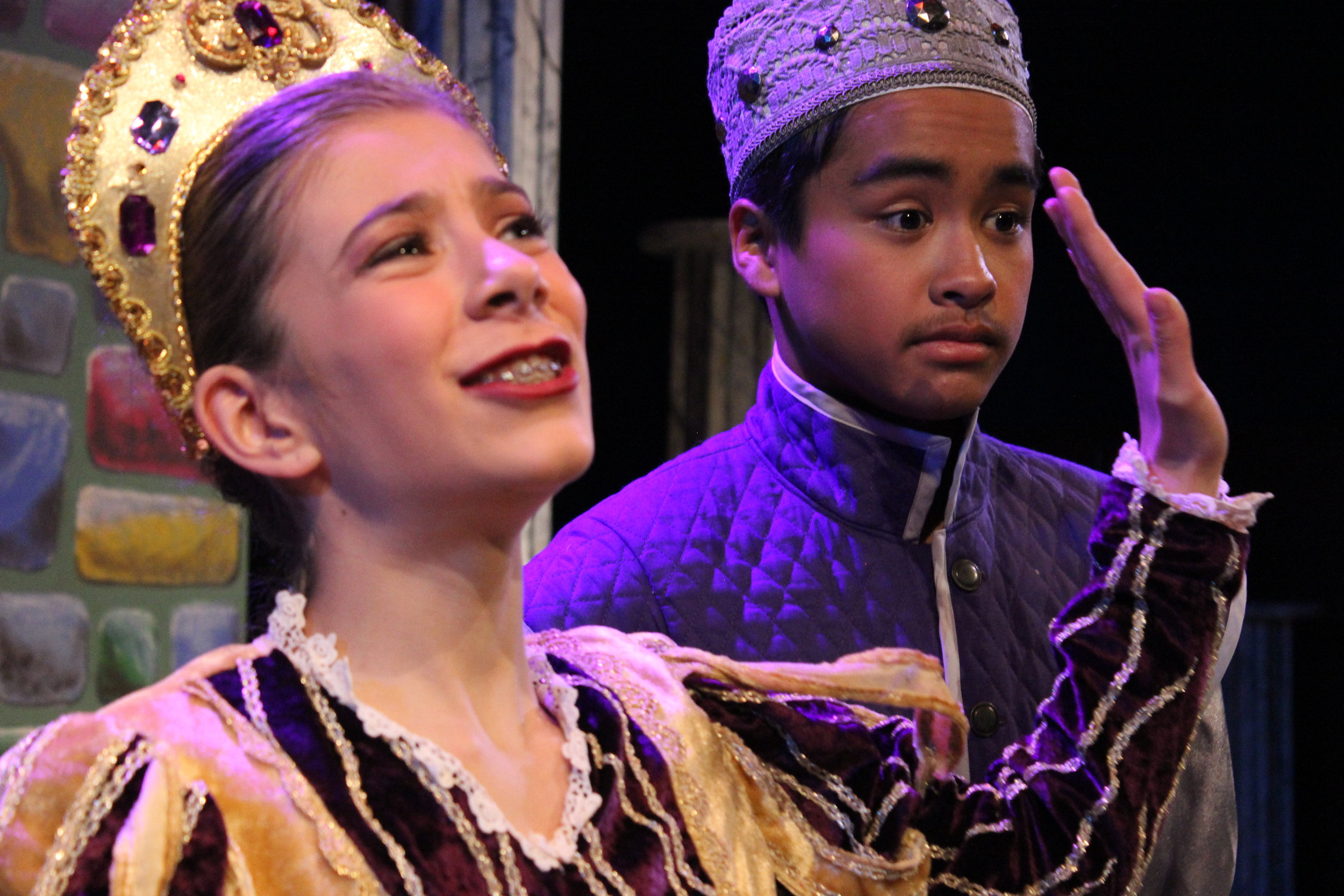 "Apple Player's ""Once Upon a Mattress"" Spring 2019"