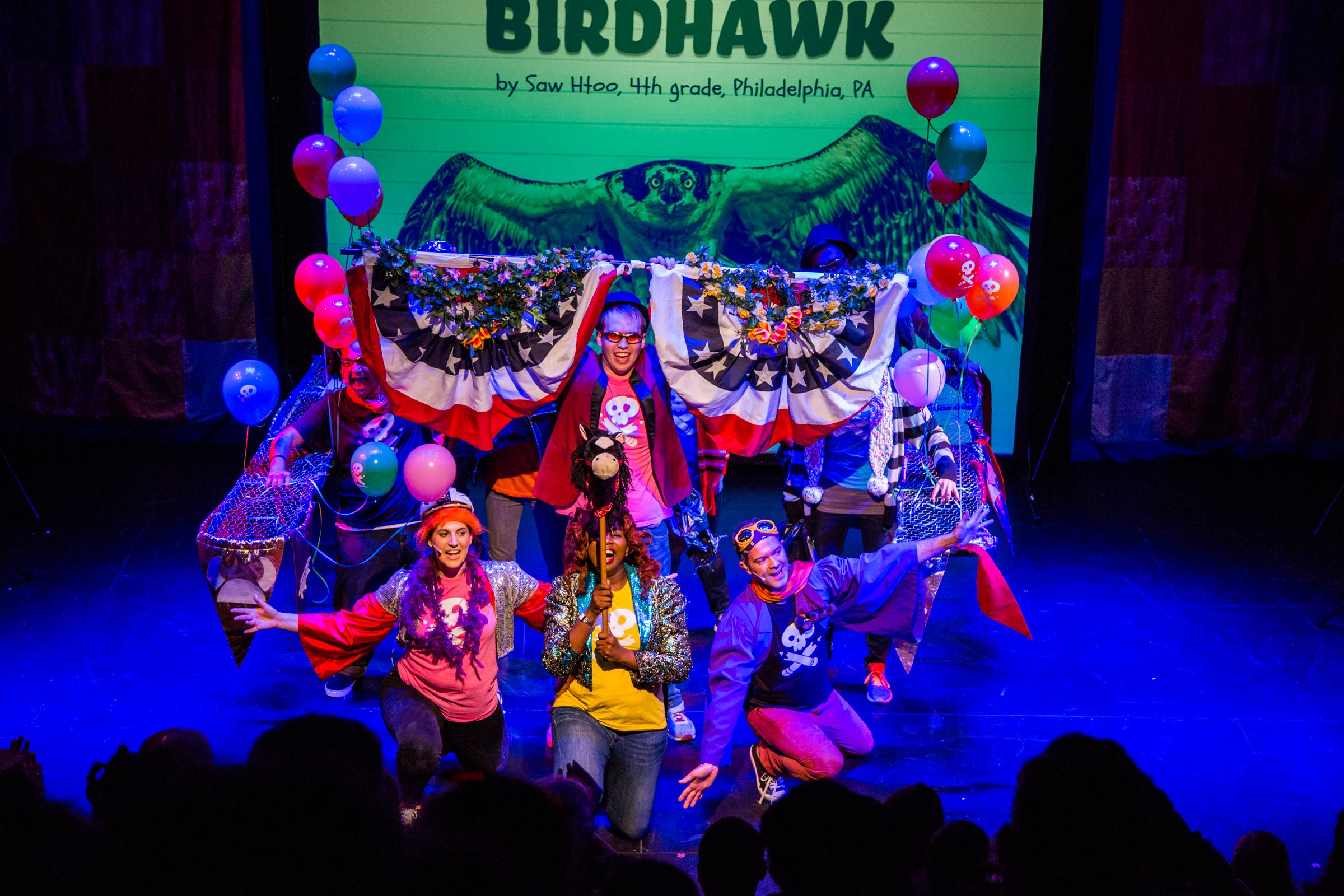 'Birdhawk's Wing'