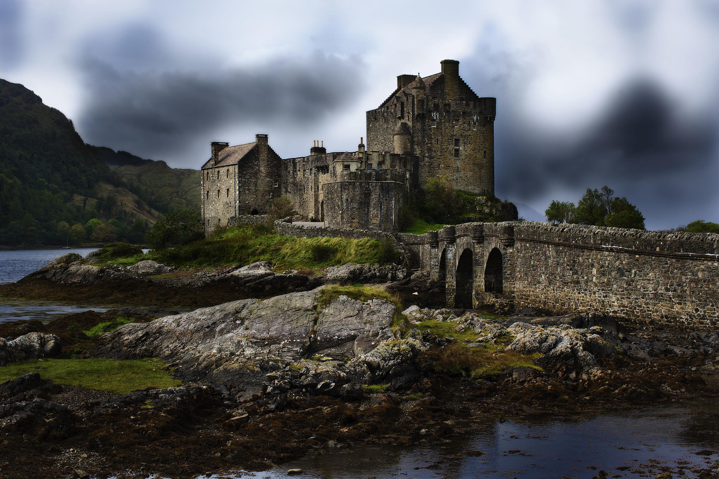 Eilean Donan Castle Scottland