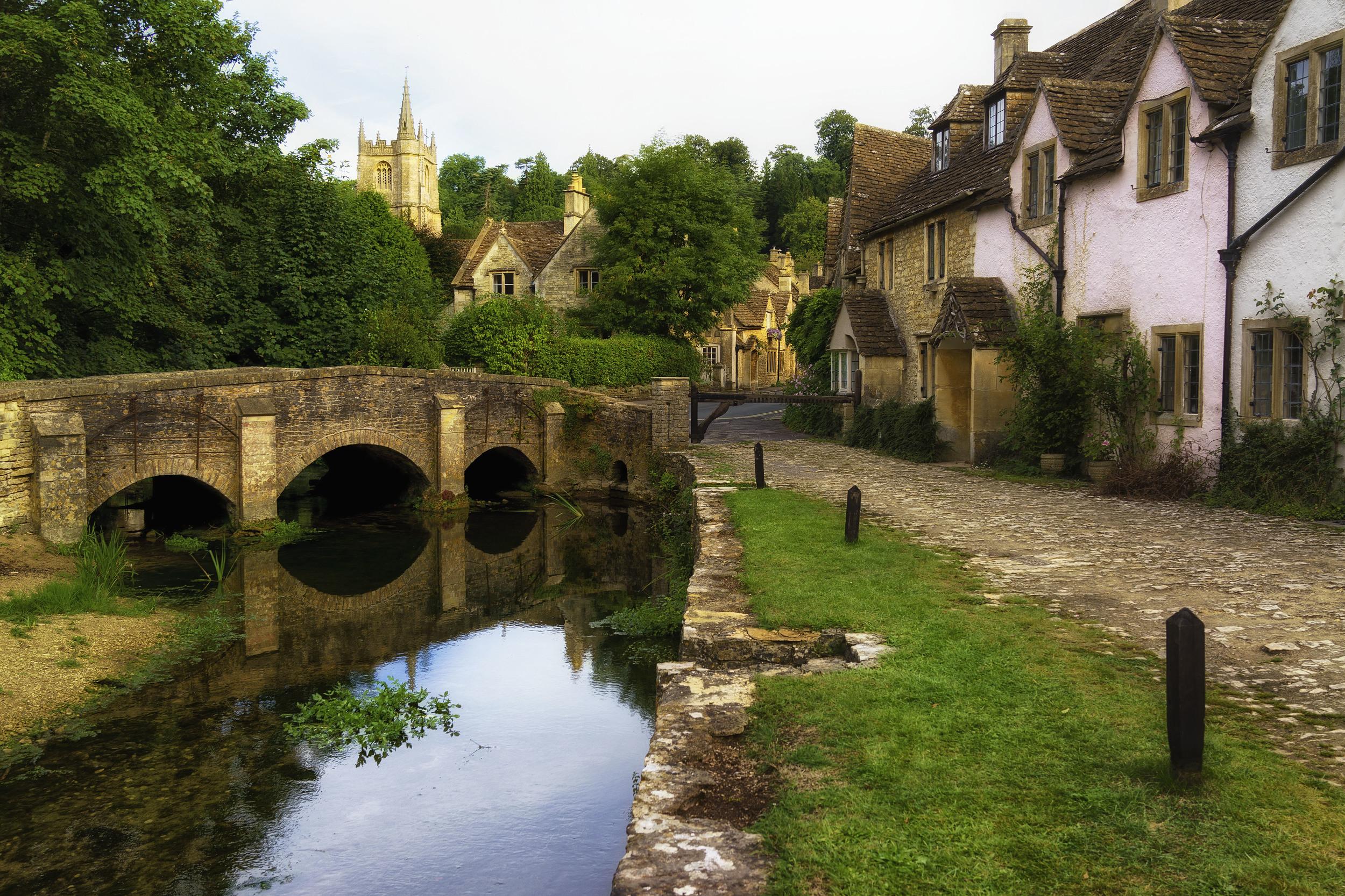 Castle Comb England