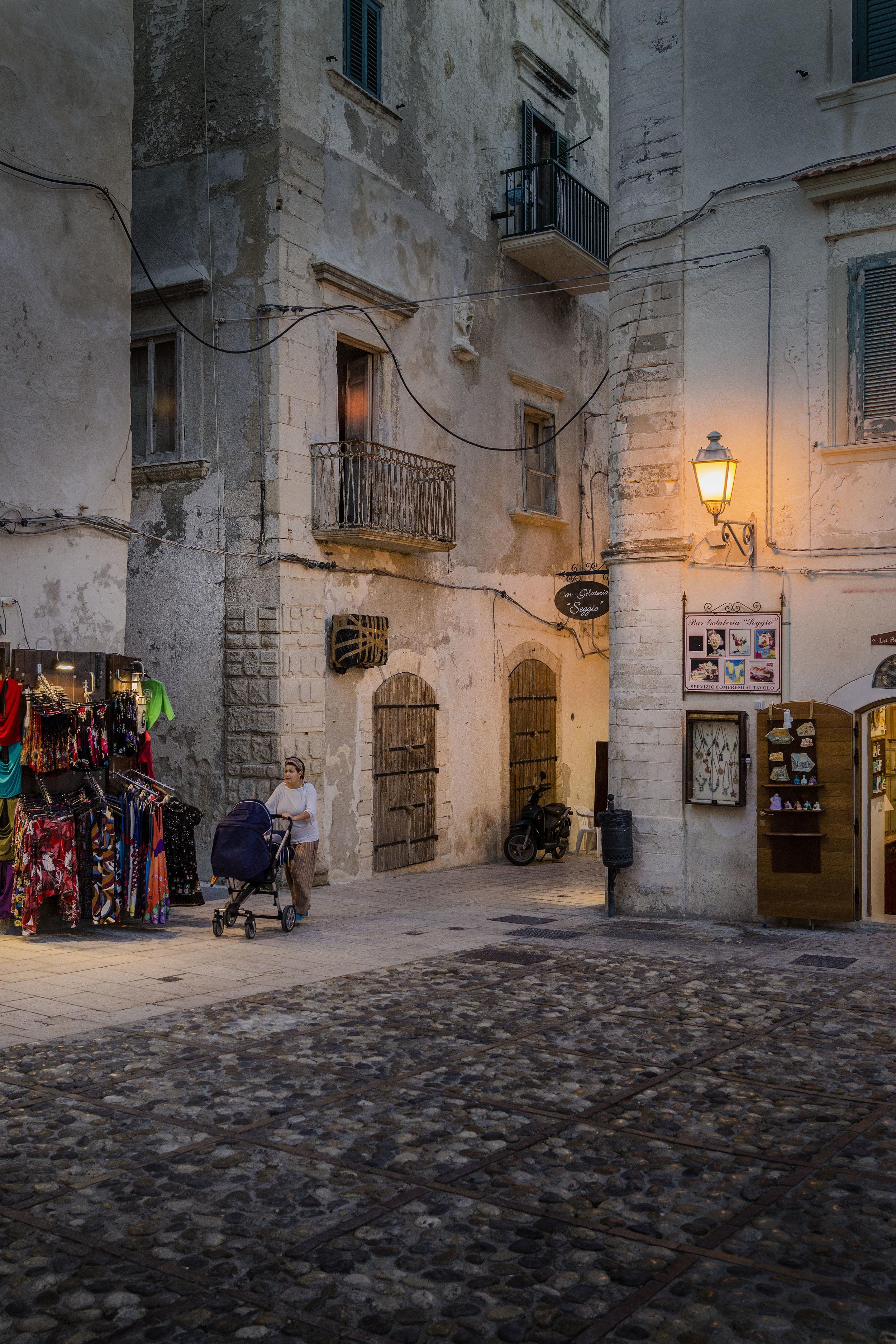 Vieste Italy