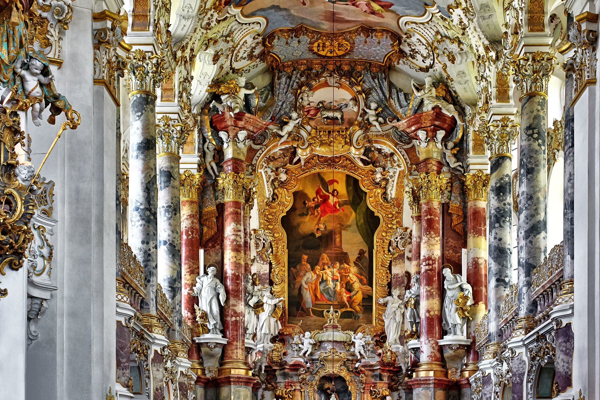 Barouque Church Germany