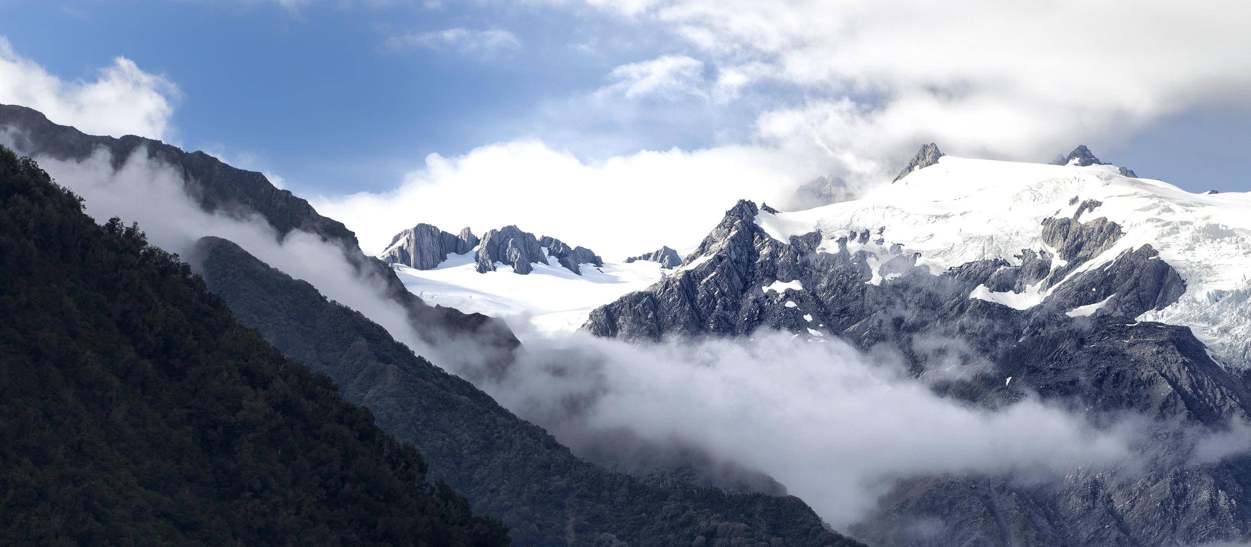 Aoraki/Mount Cook National Park New Zealand