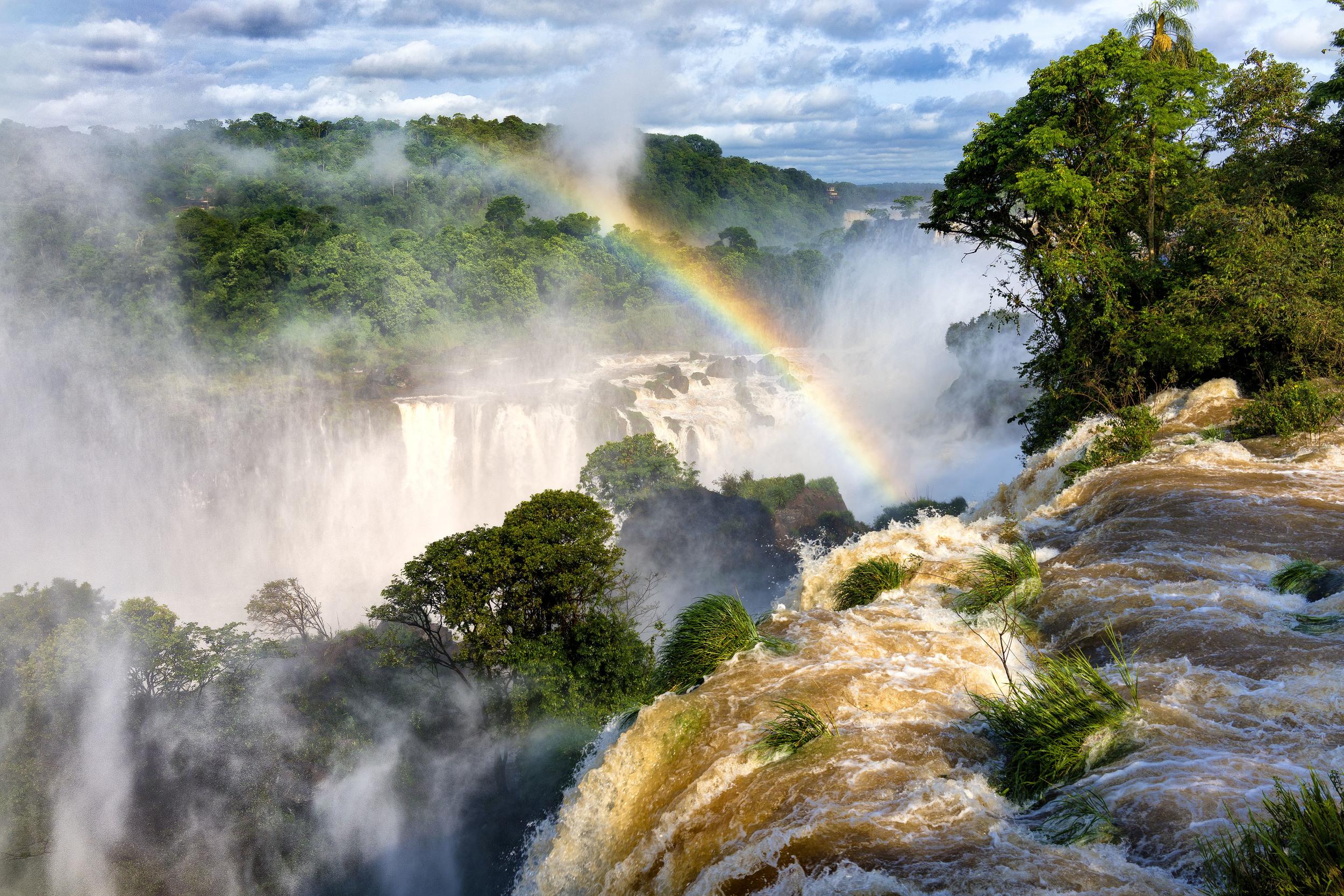 Iguasso Falls - Argentina