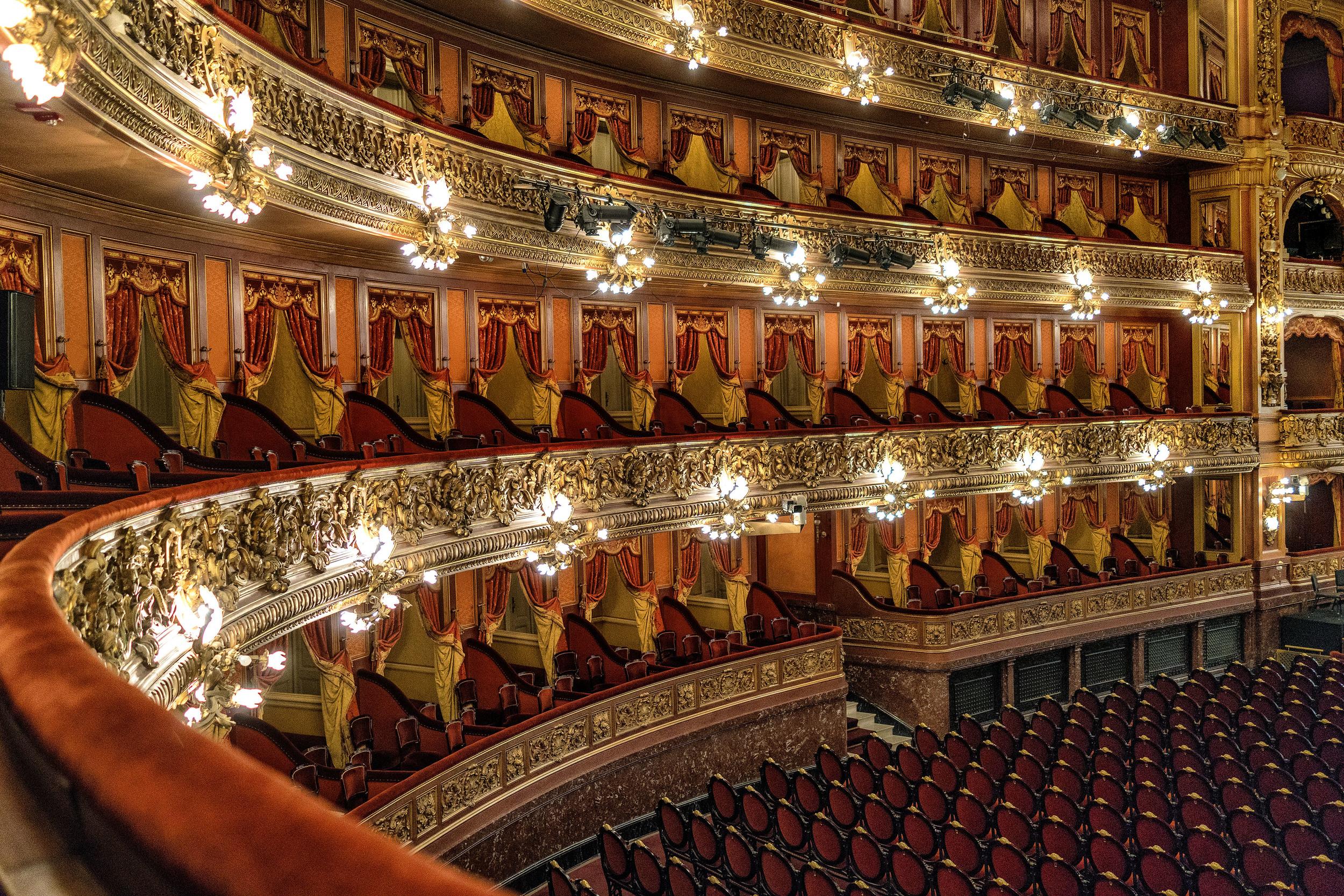Teatro Colon Argentina