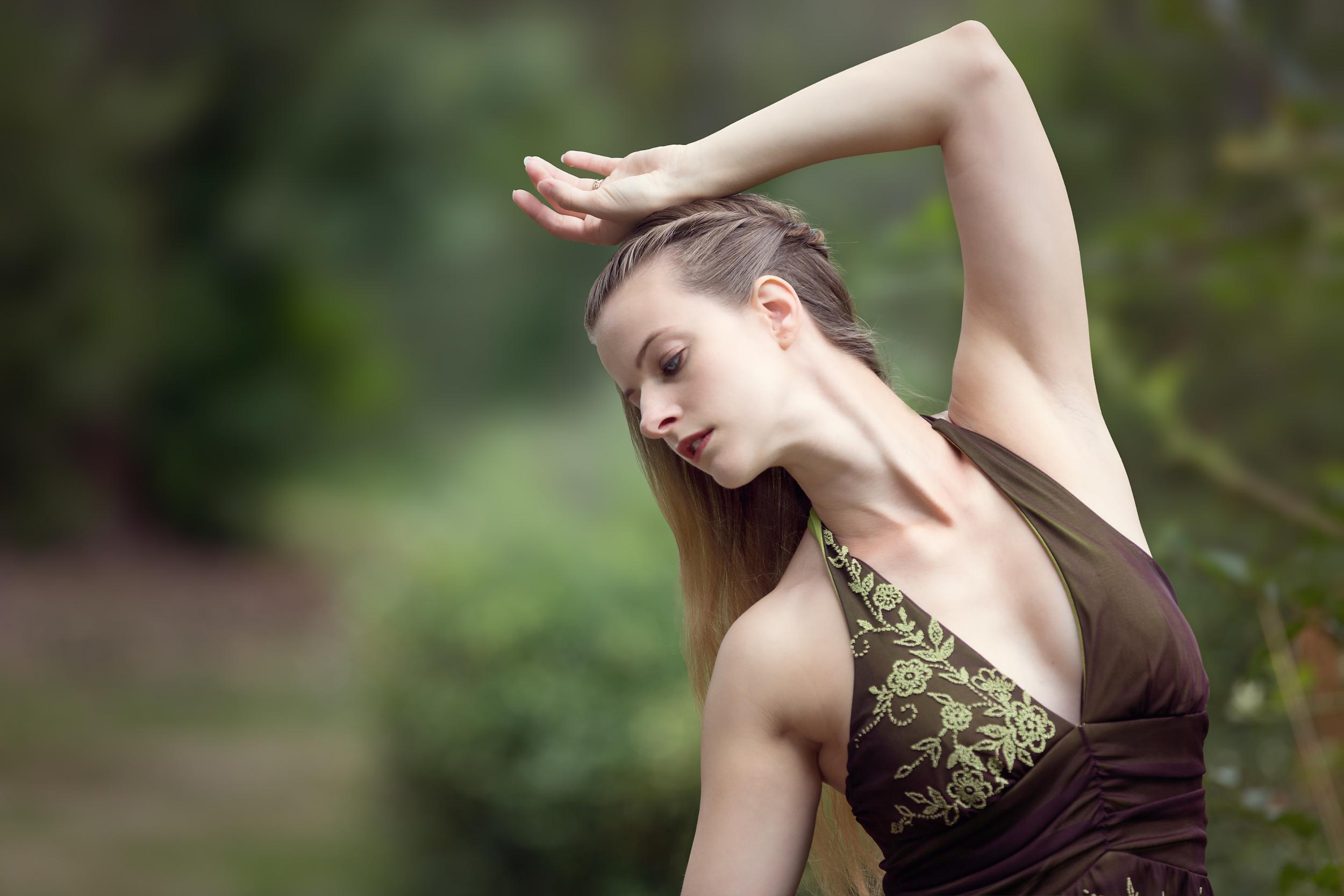 Model:  Marcee Mickelle