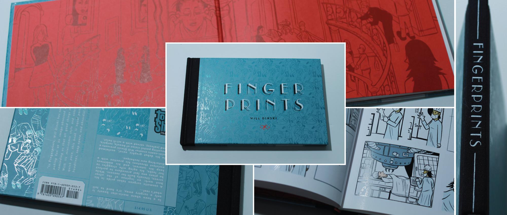 Finger Prints | Will Dinski