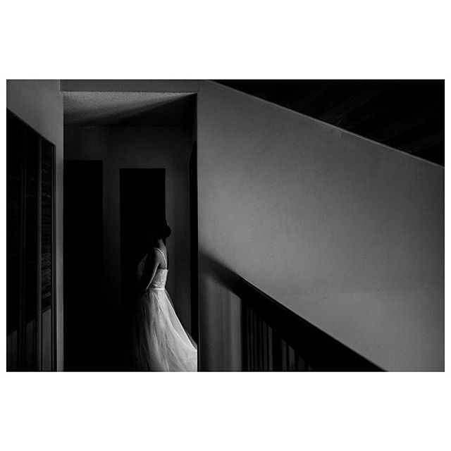 Jesse while waiting for Fanny to finish getting ready.  One more share this evening because I quite liked how the light was hitting her during this quiet moment. . . . . . . #vancouverweddingphotographer #bcweddingphotographer #documentaryweddingphotographer #momentsovermountains #thisisreportage #heyheyhellomay #huffpostido #junebugweddings #photobugcommunity #blackandwhiteisworththefight #documentaryfamilyphotography  #documentaryweddingphotography