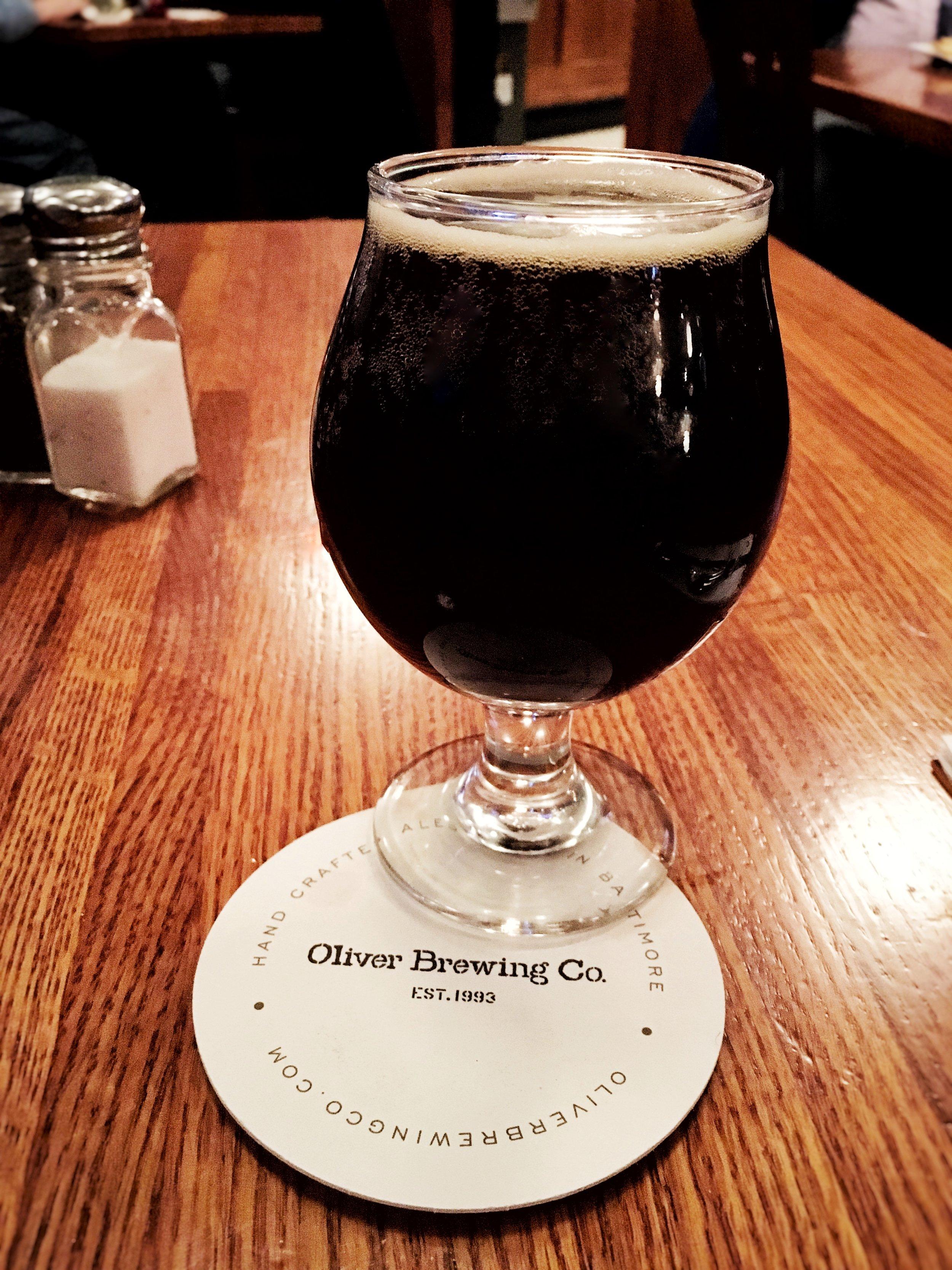 Oliver Brewing Co. - Noche Del Chupacabra Copper Fox Barrel Aged