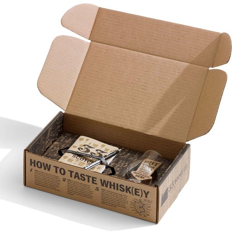 Whisk(e)y Tasting Set