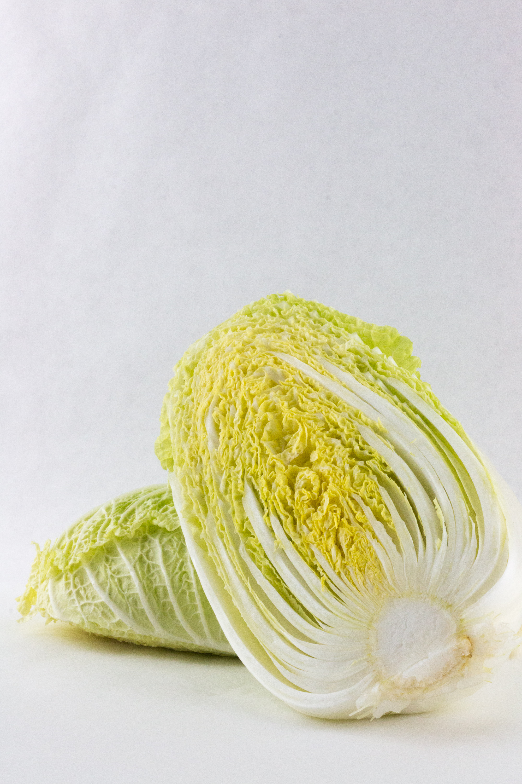 """Napa Cabbage """"inside out"""""""