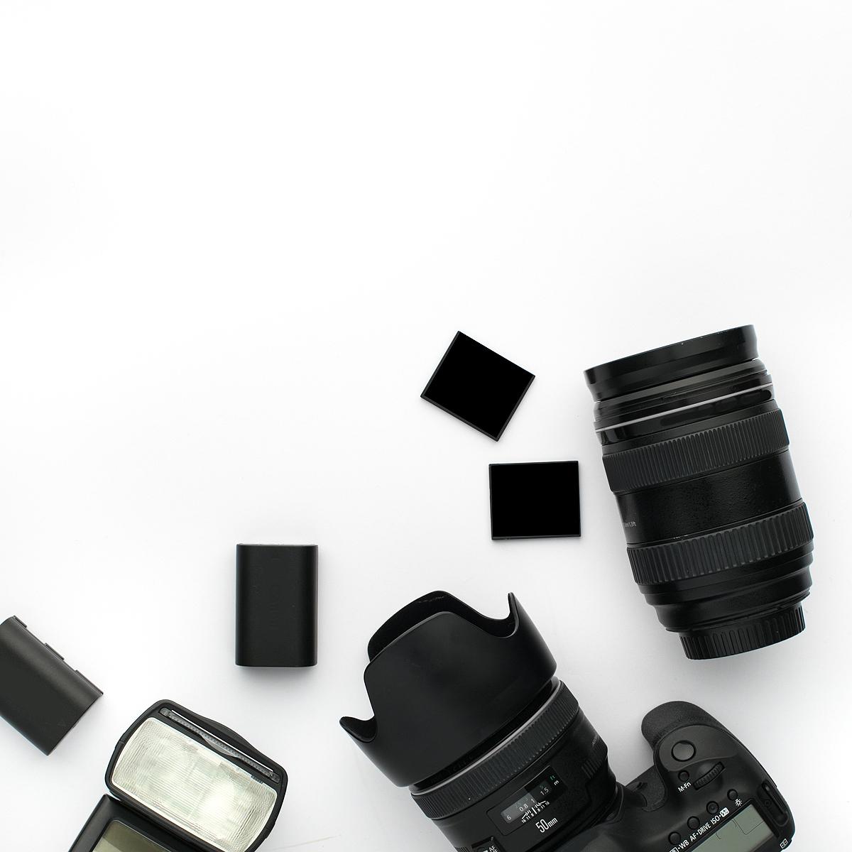 Camera and Lenses.JPG