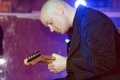 Kane Davey, Disjecta Membra at Deathpunkfest, The Basement Bar, New Plymouth, 31 May 2008.
