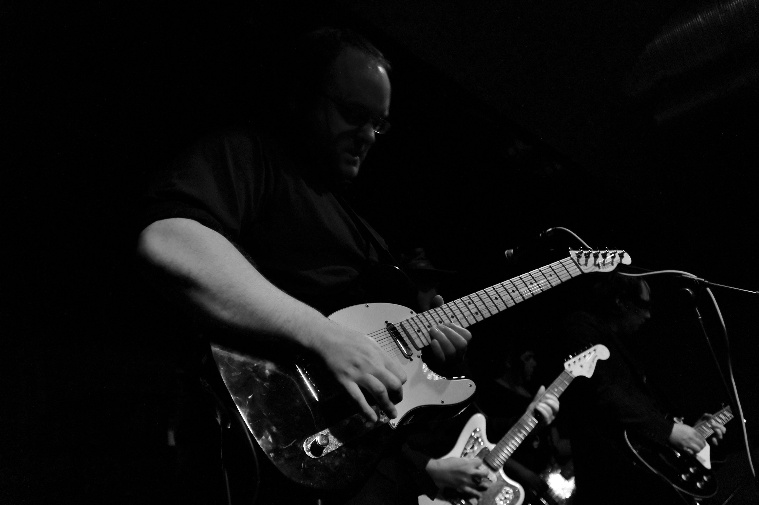 Kane with Disjecta Membra,  Meow , Wellington, 21 May 2015 (supporting  Mick Harvey & The Intoxicated Men ). Photo:  James Black