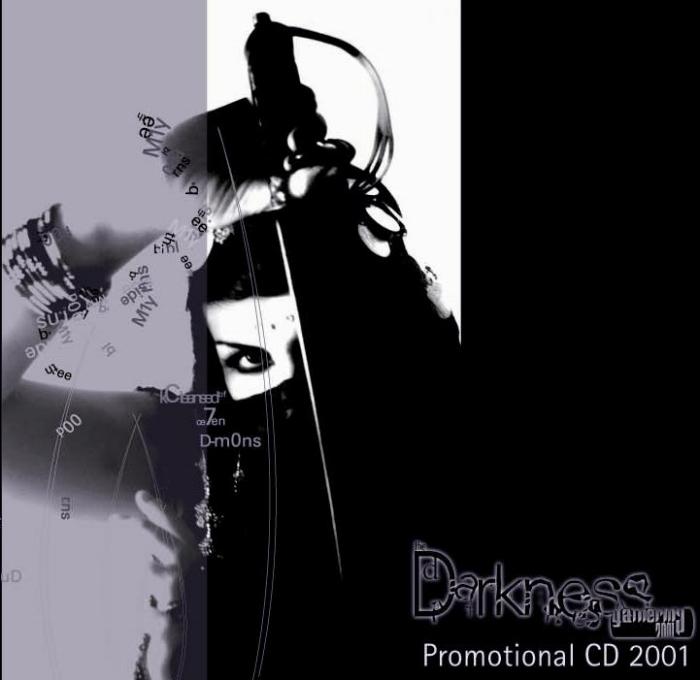 Darkness Gathering 2001  promo sampler CD (Mediatrix).