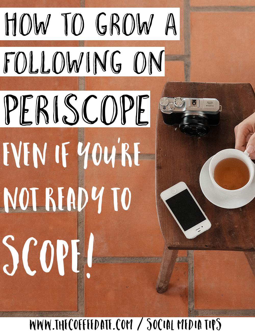 grow a following on periscope