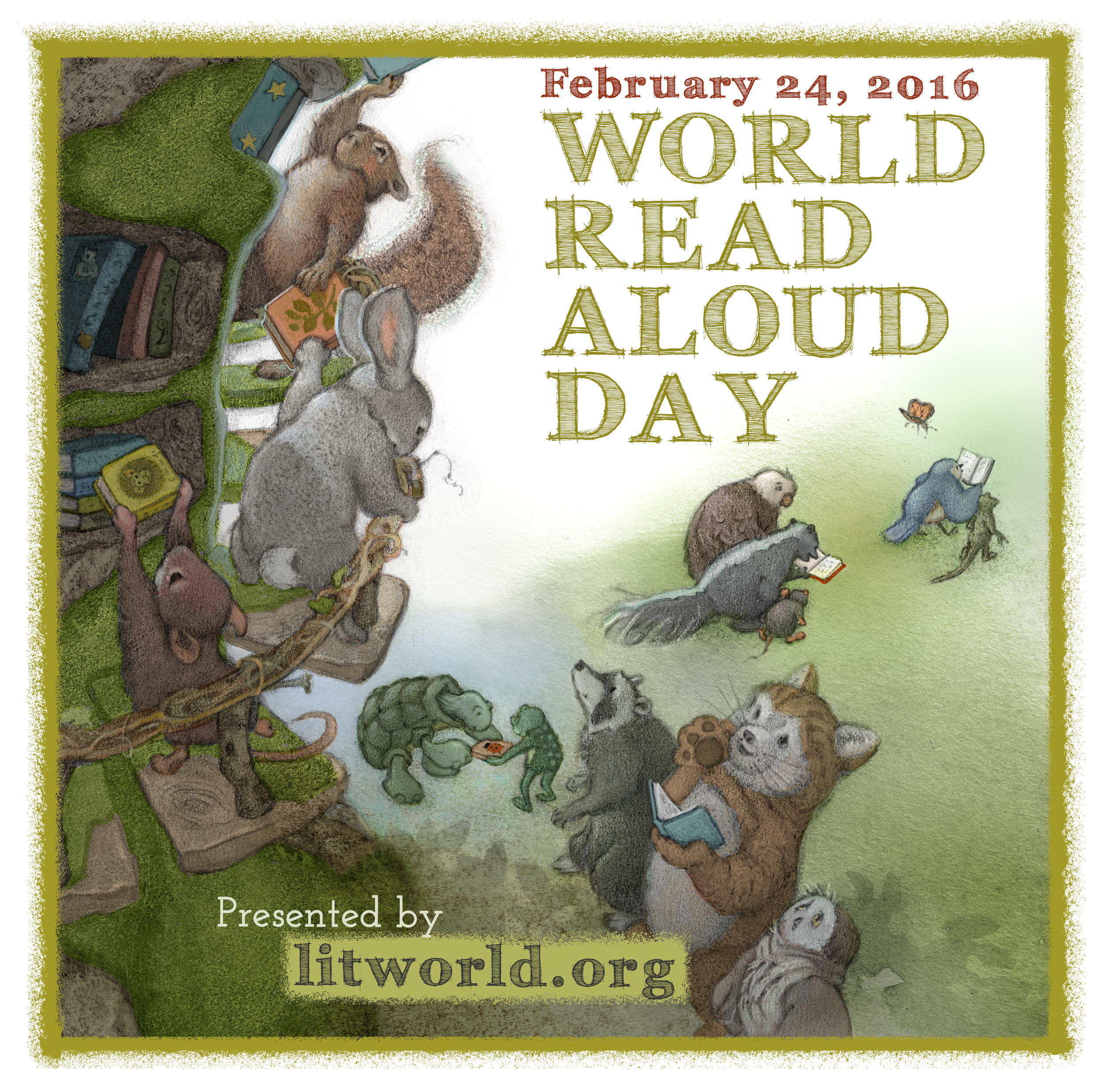 litworld Read Aloud Day 2016