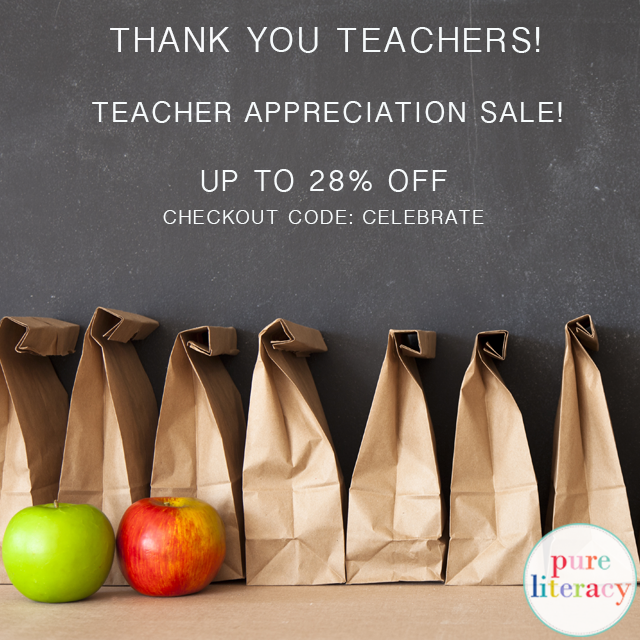 Teacher Appreciation Week TpT Sale!