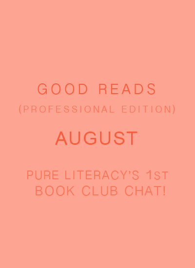 Good Reads August