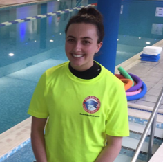 Sophie Balsom, Swimming Instructor